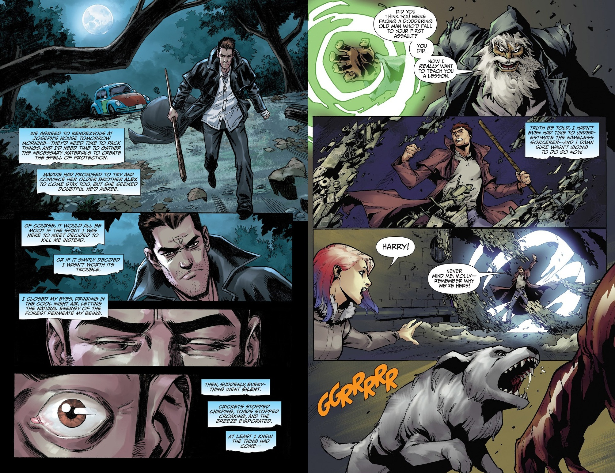 Jim Butcher's The Dresden Files Omnibus V2 review