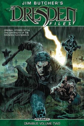 The Dresden Files Omnibus Volume Two