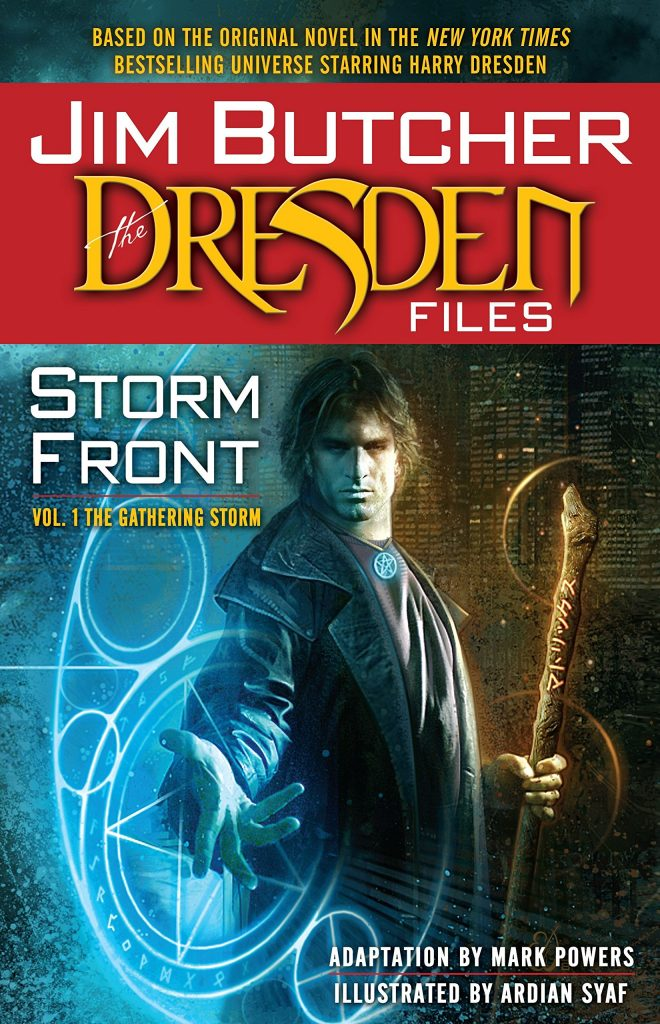The Dresden Files: Storm Front Vol. 1 – The Gathering Storm