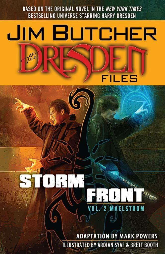 The Dresden Files: Storm Front Vol. 2 – Maelstrom