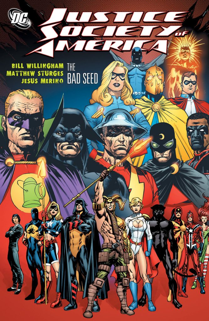 Justice Society of America: Bad Seed