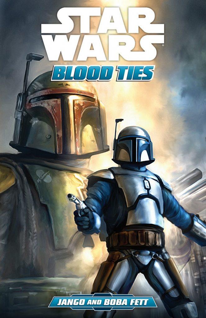 Star Wars: Blood Ties Volume 1 – A Tale of Jango and Boba Fett