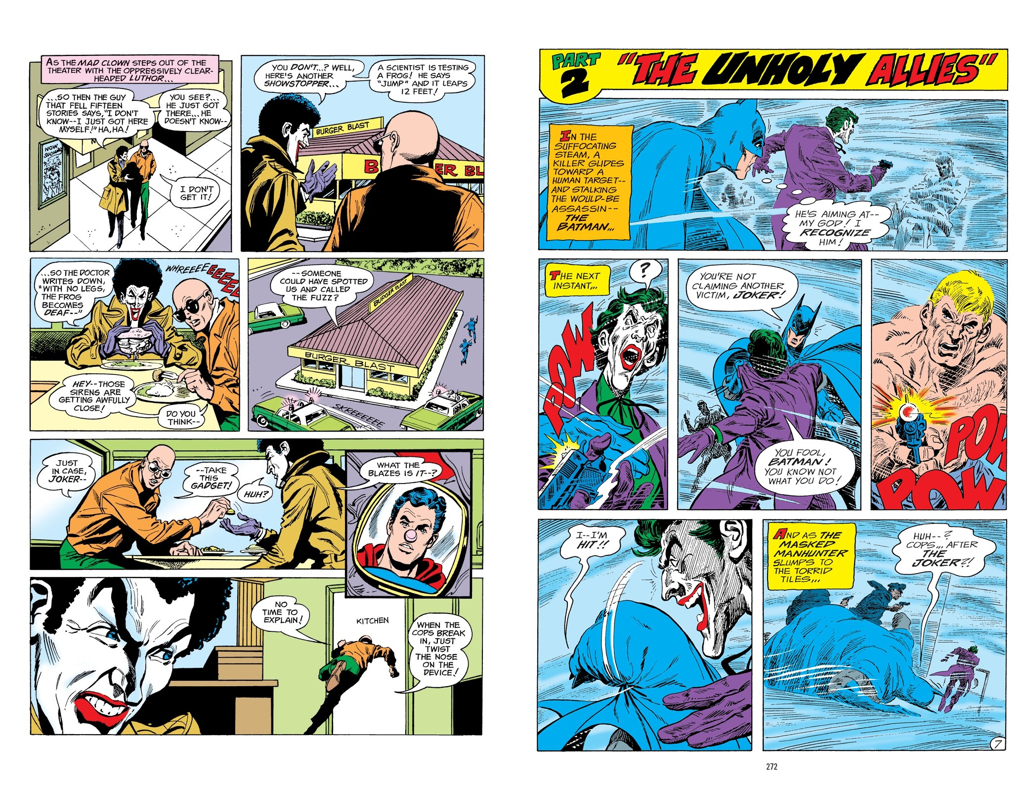 The Joker The Bronze Age Omnibus review