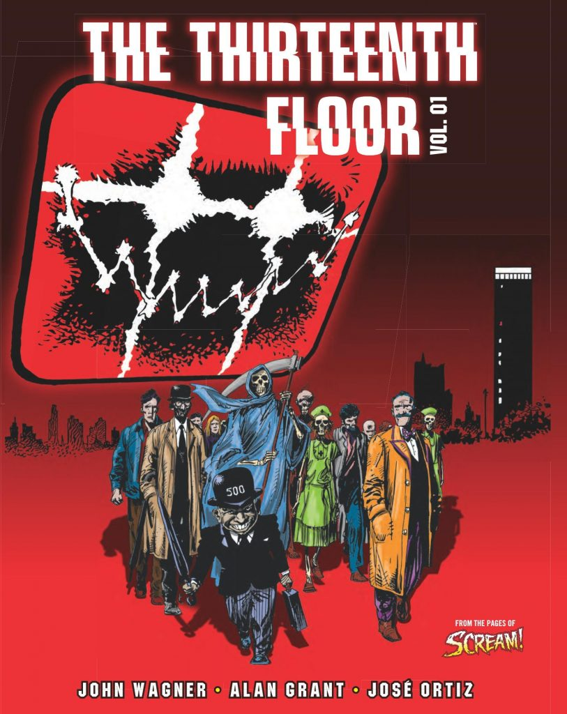 The Thirteenth Floor Vol. 01