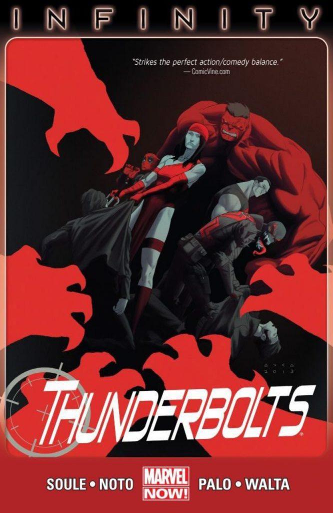 Thunderbolts Vol. 3: Infinity