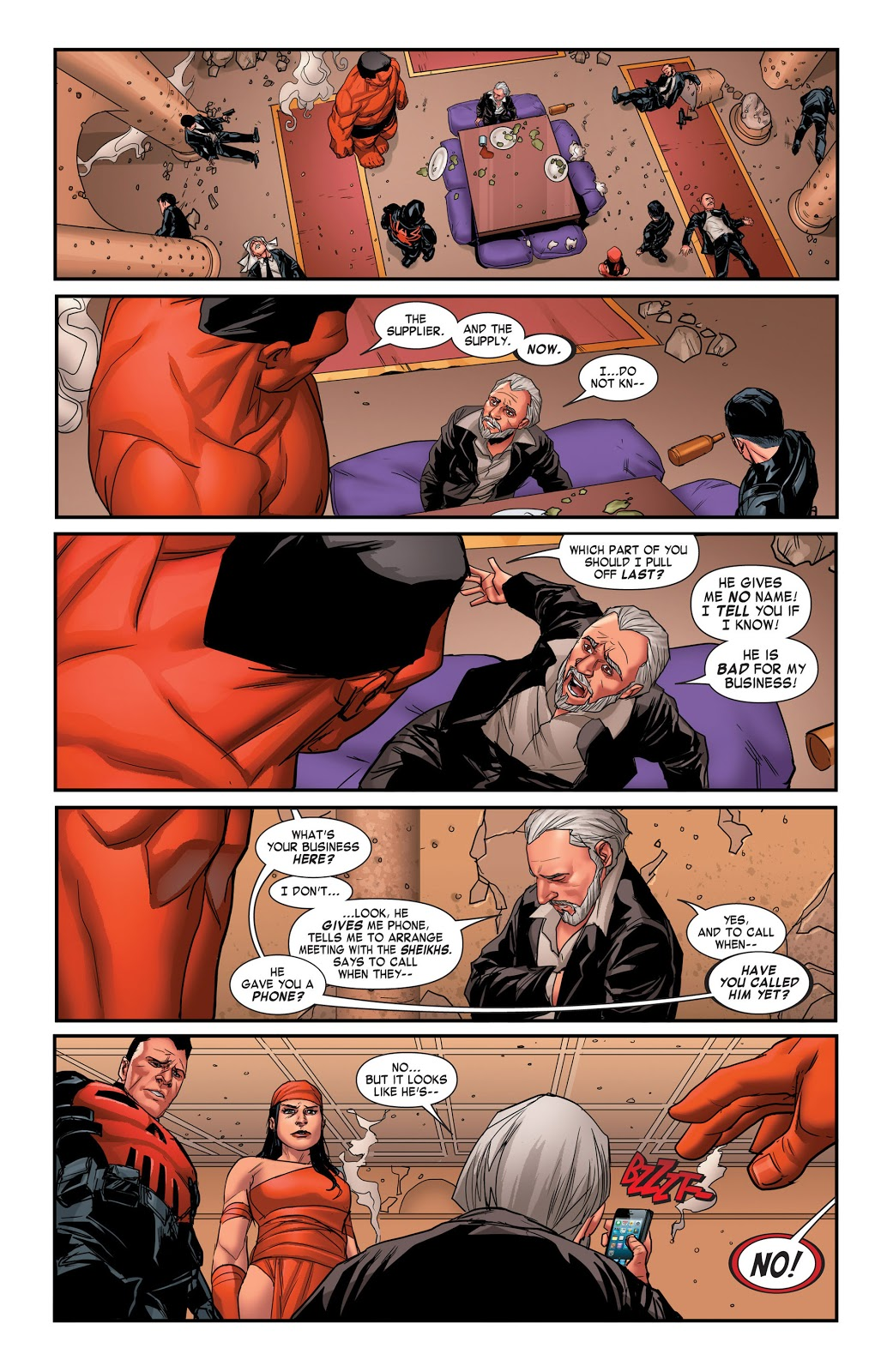 Thunderbolts Red Scare review