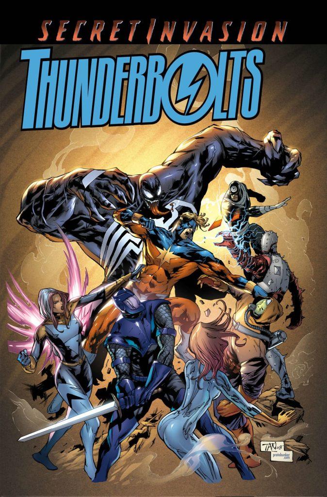 Thunderbolts: Secret Invasion