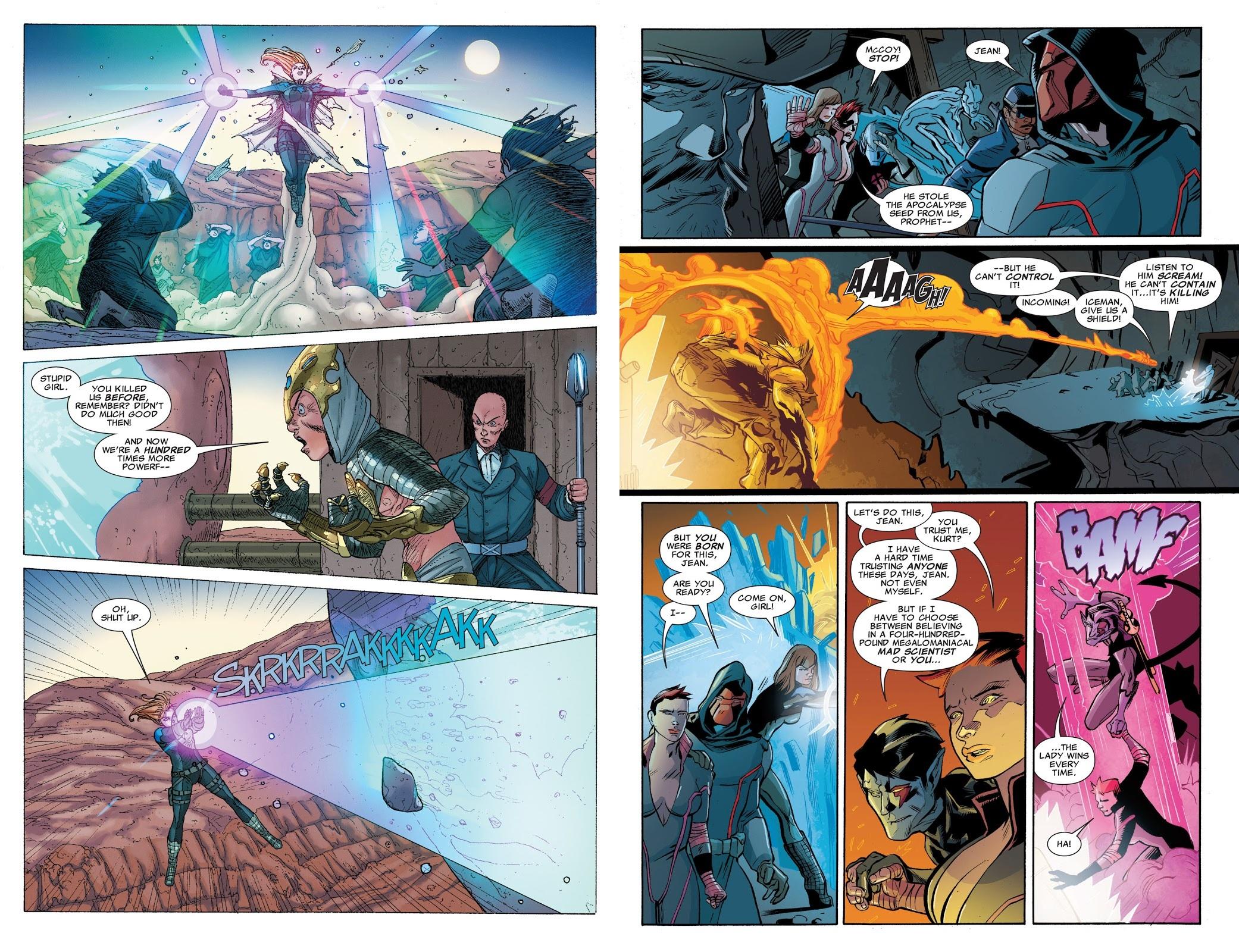 X-Men X-Termination review