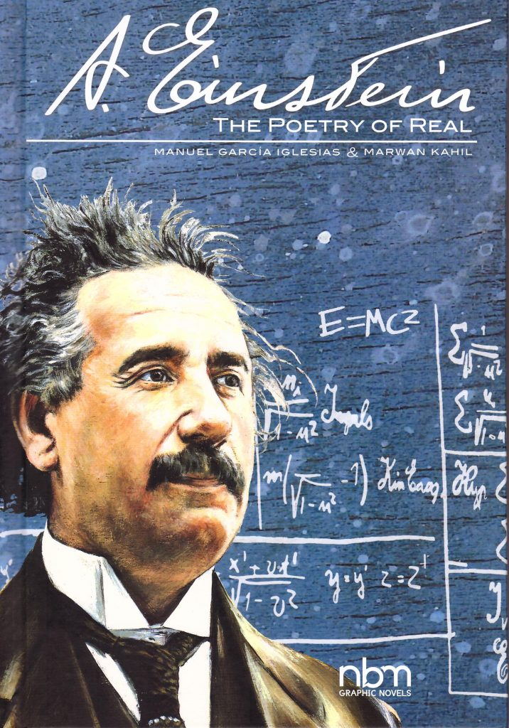 A. Einstein: The Poetry of Real