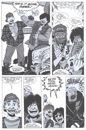 Bill & Ted's Most Excellent Adventures Vol 1 review