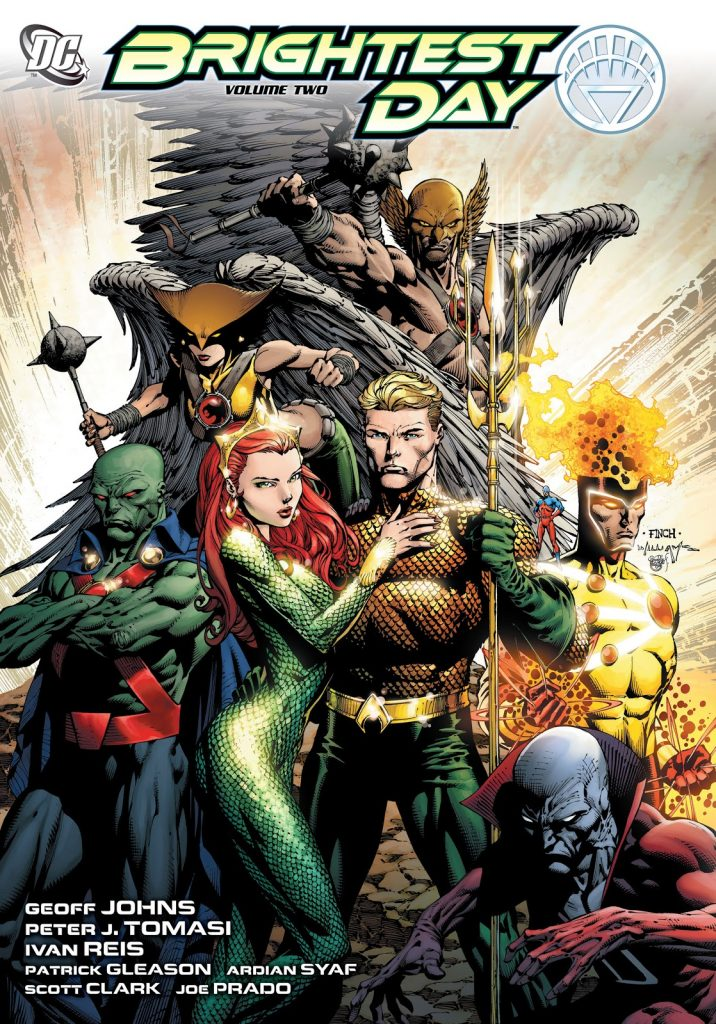 Brightest Day Volume Two
