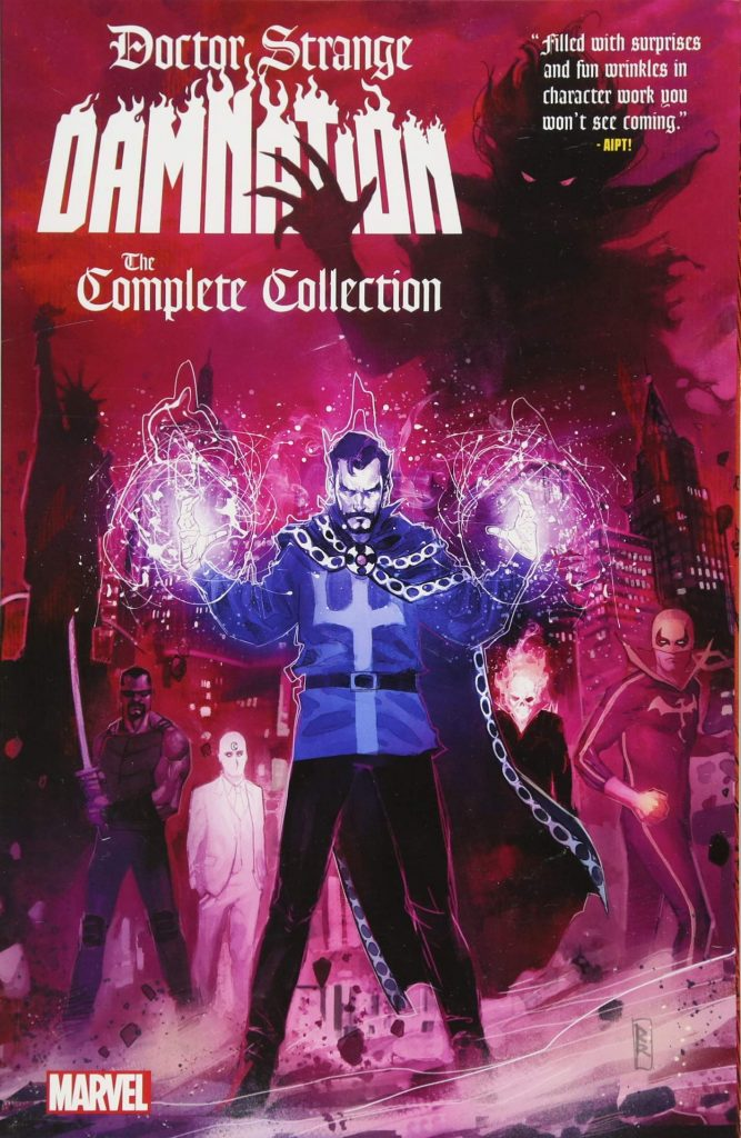 Doctor Strange: Damnation – The Complete Collection