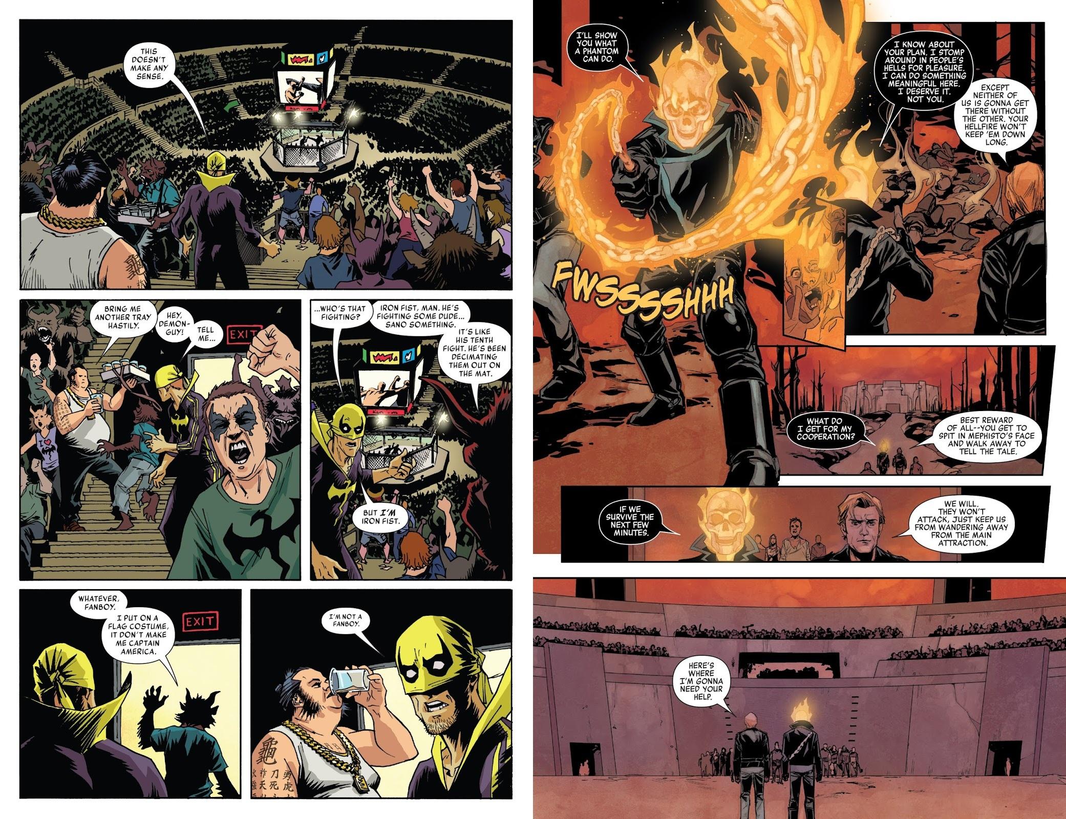 Doctor Strange Damnation review