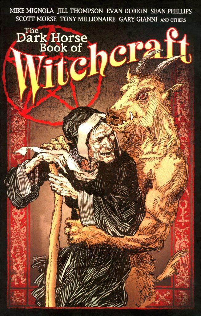 The Dark Horse Book of Witchcraft