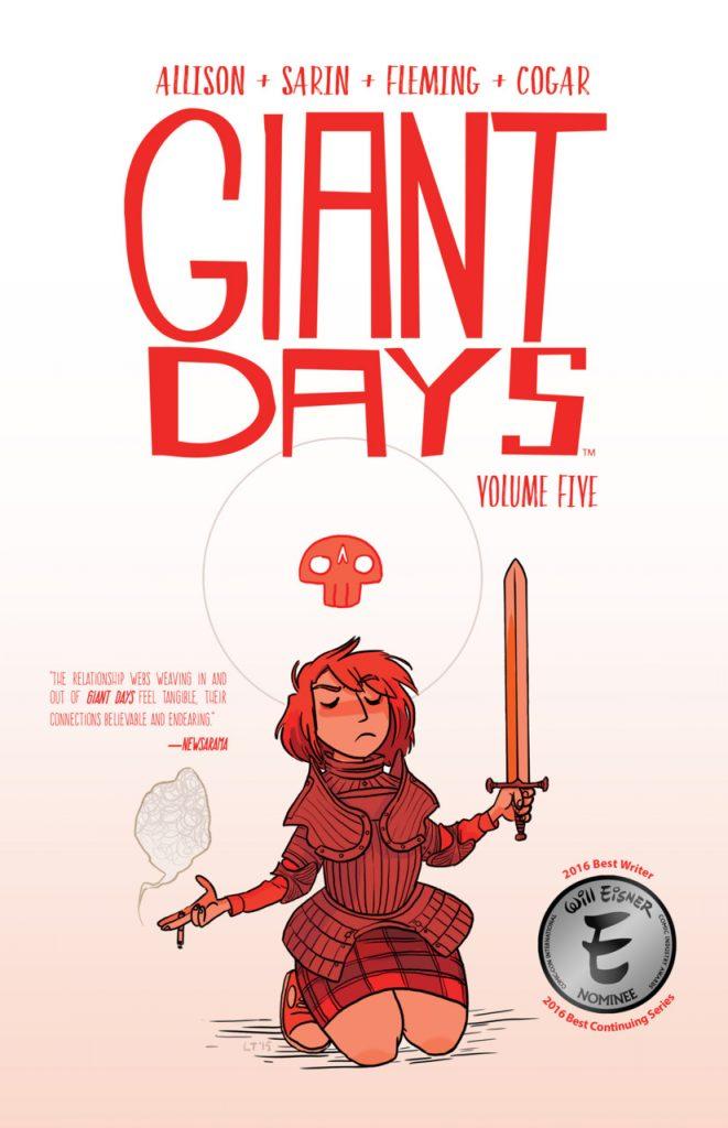 Giant Days Volume Five
