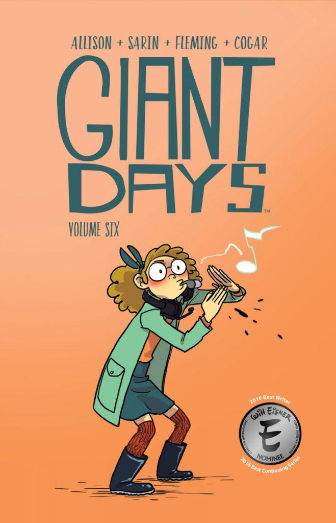 Giant Days Volume Six