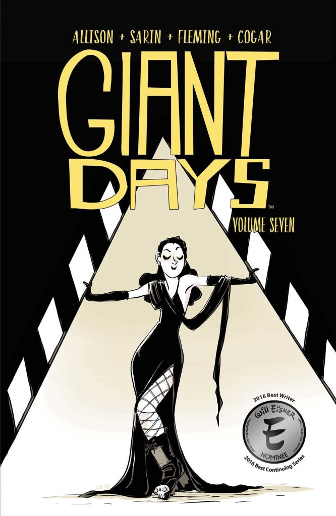 Giant Days Volume Seven
