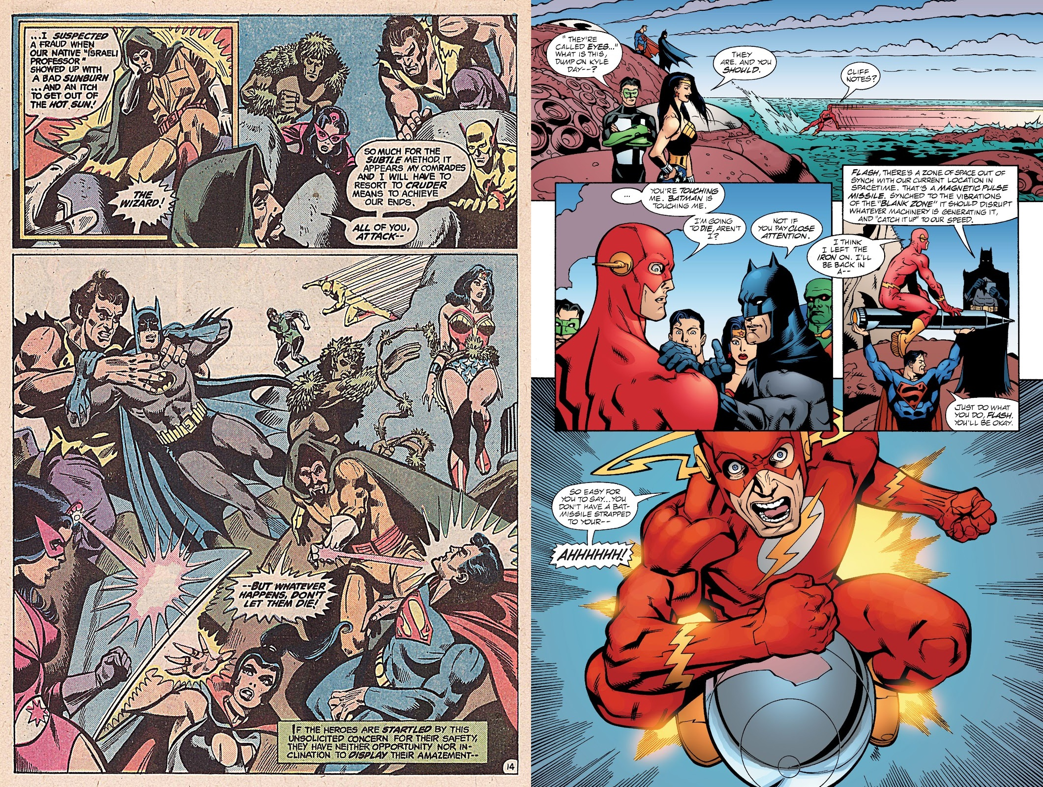 JLA The Greatest Stories Ever Told review