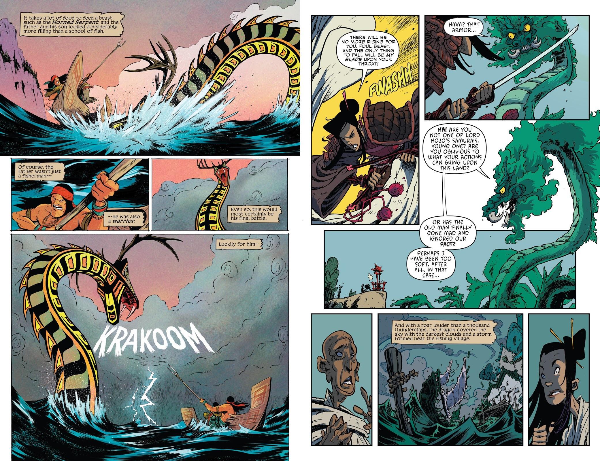 Jim Henson's The Storyteller Dragons review