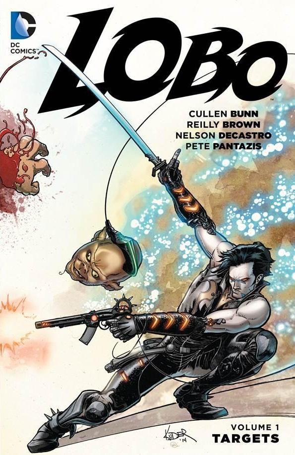 Lobo Volume 1: Targets