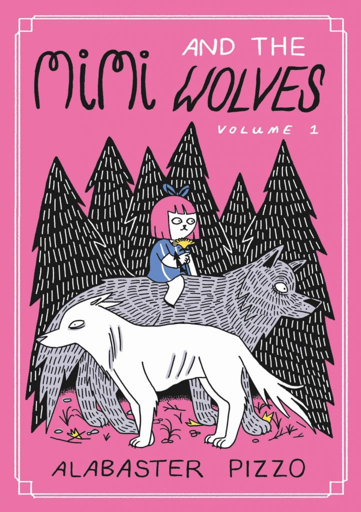 Mimi and the Wolves Volume 1