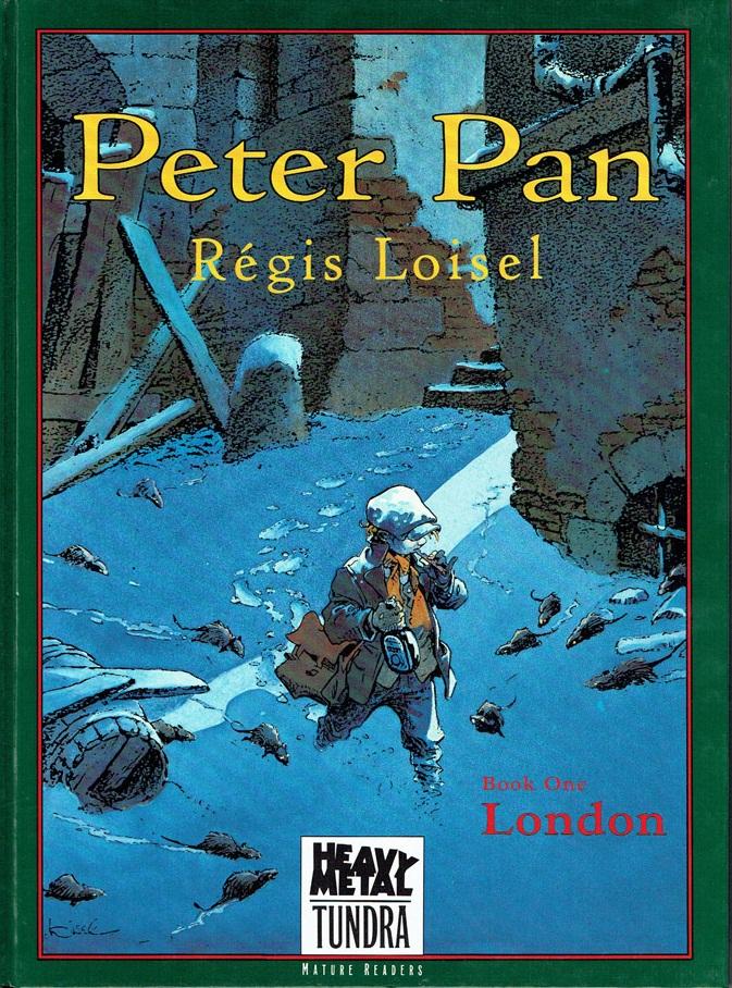 Peter Pan Book One: London