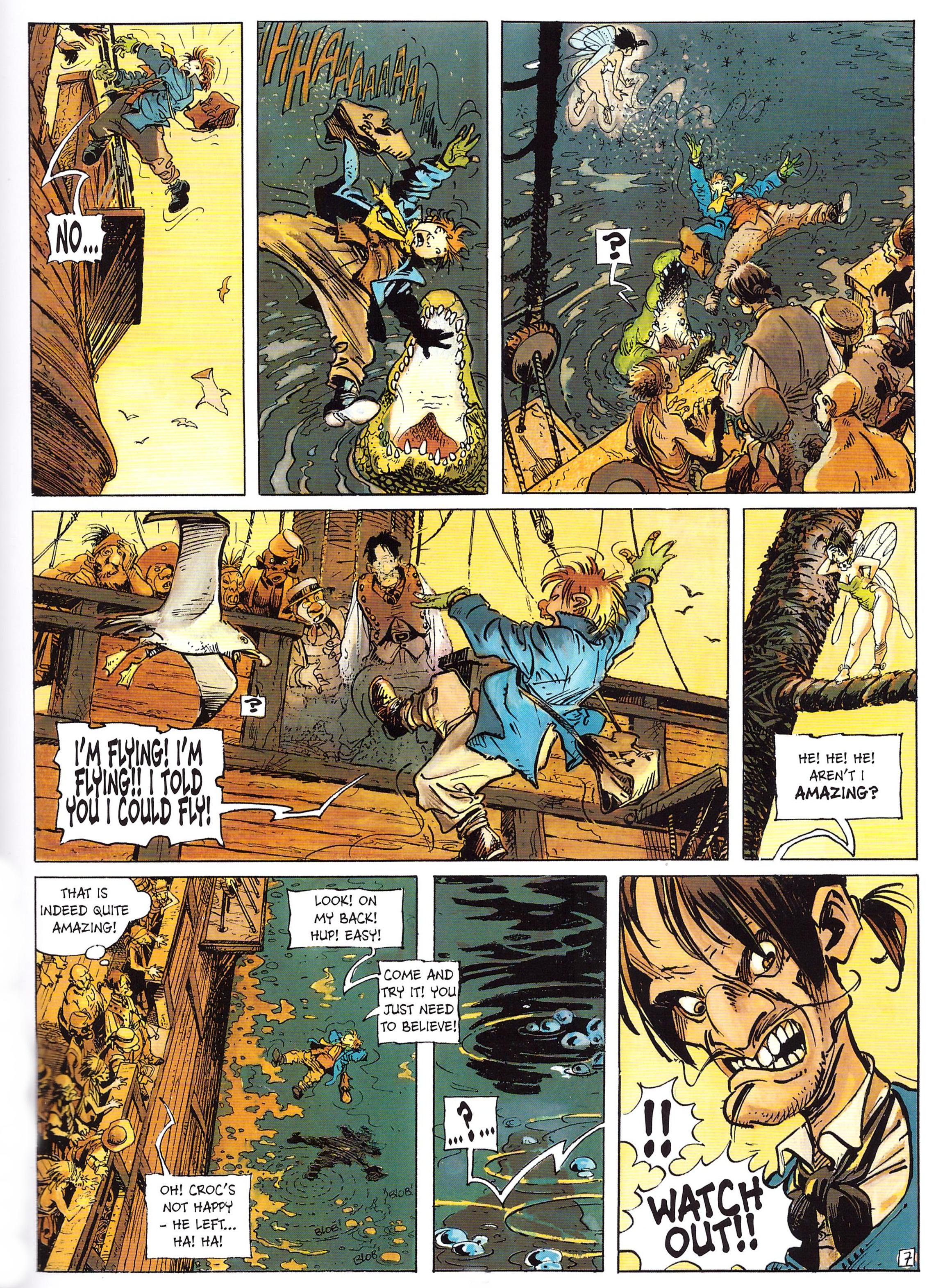 Peter Pan Neverland review