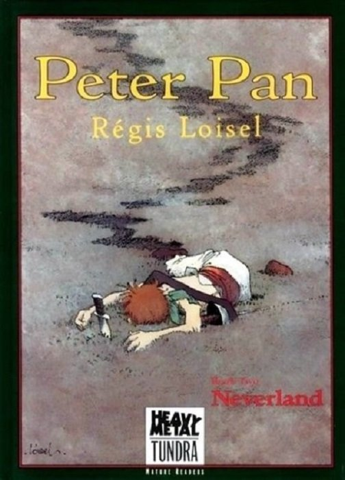 Peter Pan Book Two: Neverland