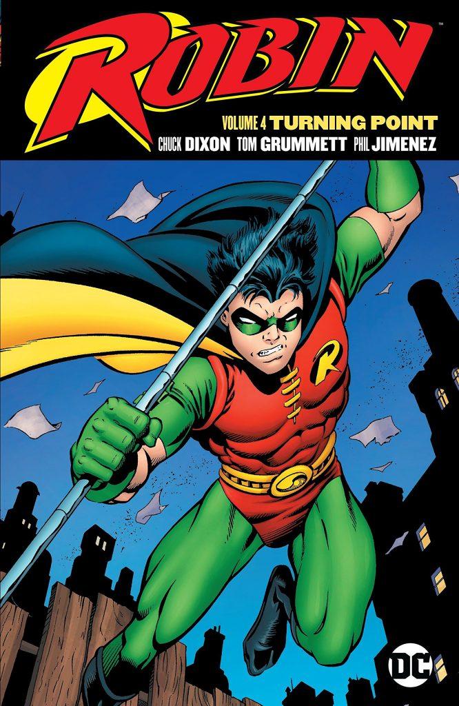 Robin Volume 4: Turning Point