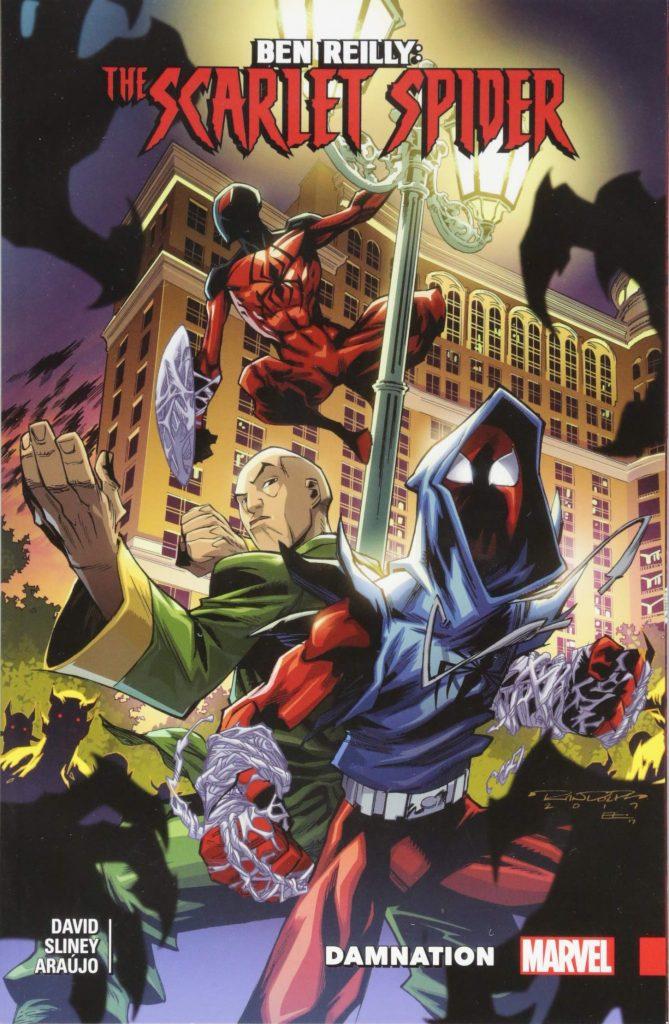 Ben Reilly, The Scarlet Spider: Damnation