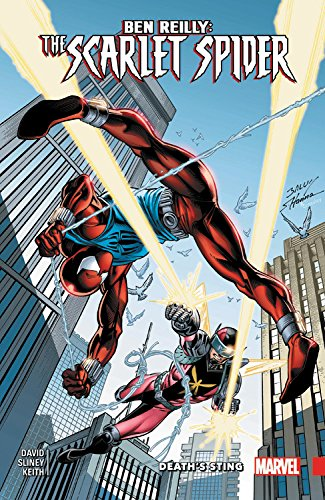 Ben Reilly, The Scarlet Spider: Death's Sting