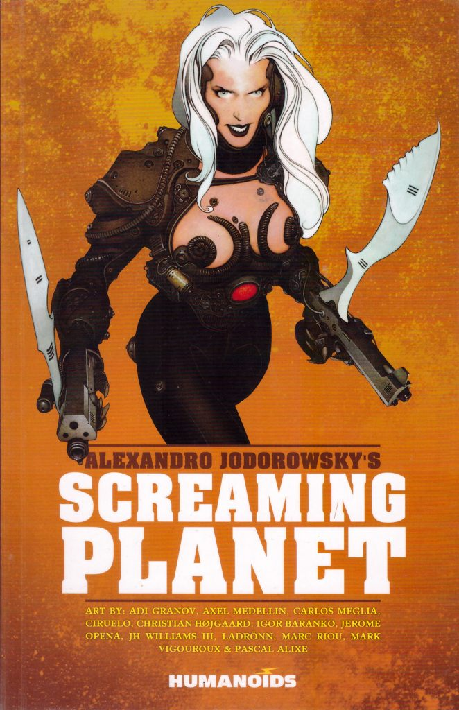 Screaming Planet