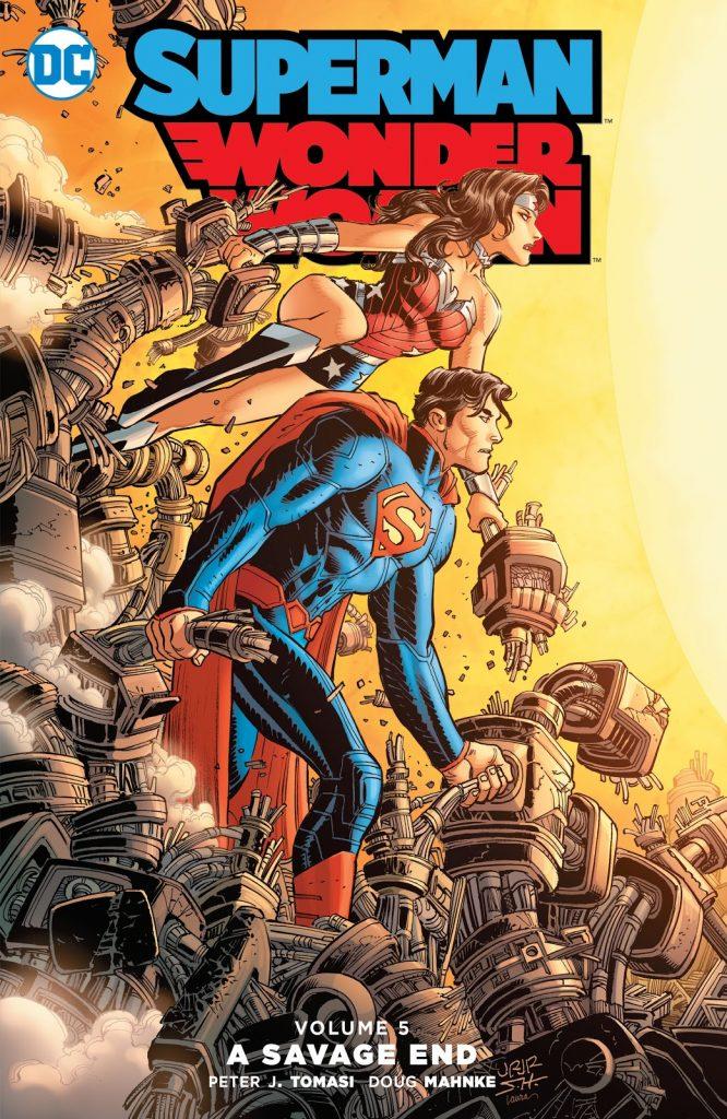 Superman/Wonder Woman: A Savage End
