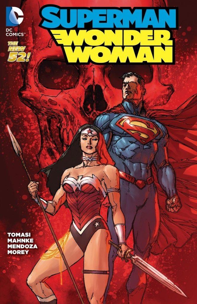 Superman/Wonder Woman: Casualties of War