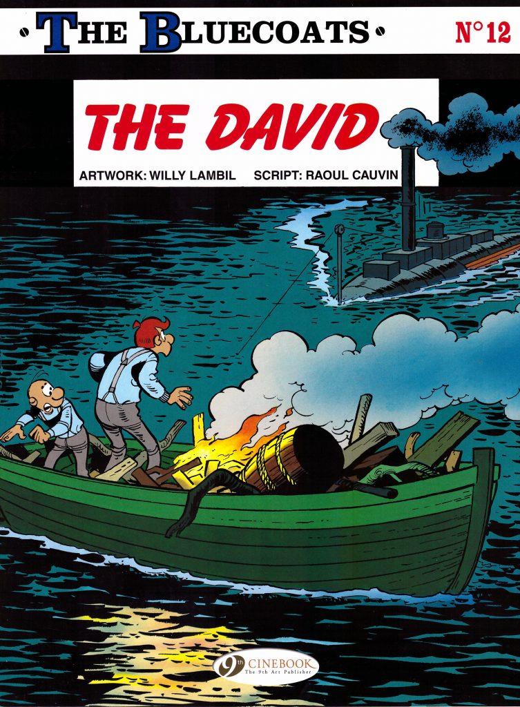 The Bluecoats: The David