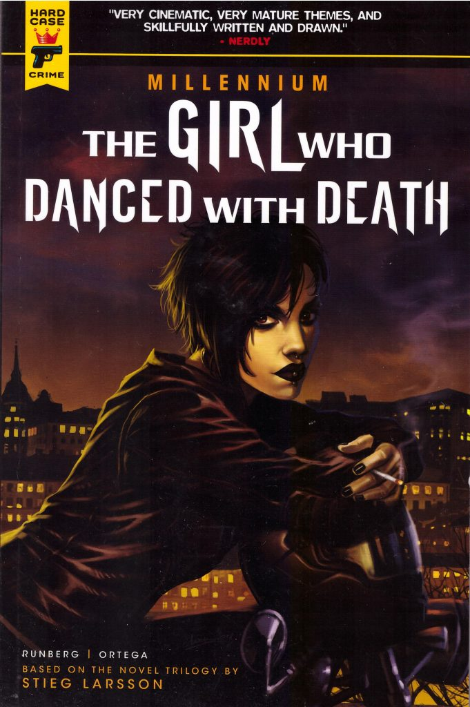 The Girl Who Danced With Death