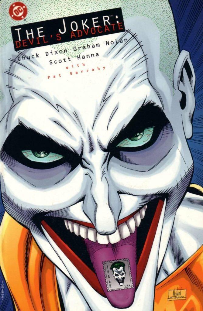 The Joker: Devil's Advocate