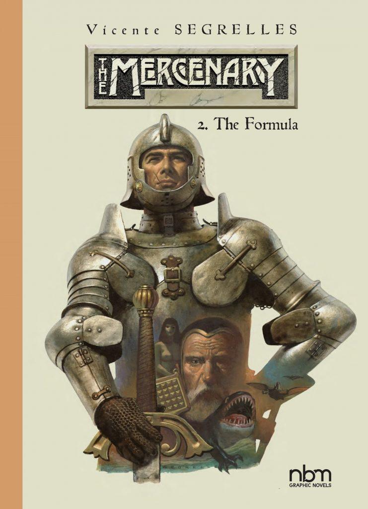 The Mercenary: 2. The Formula