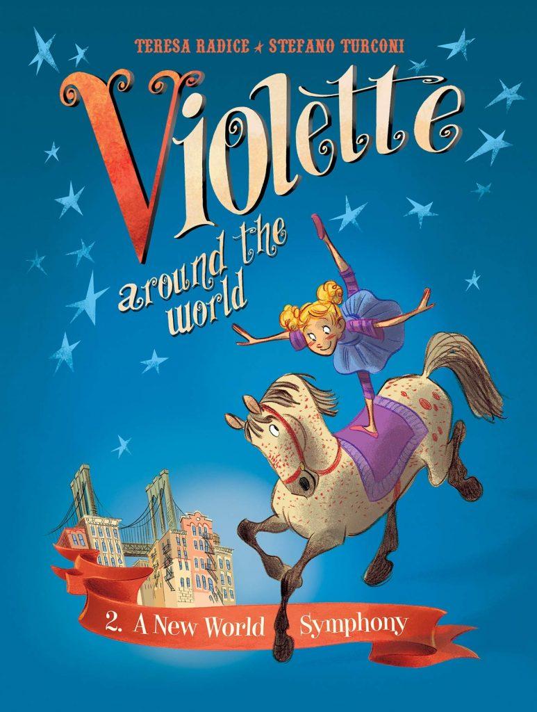 Violette Around the World 2: A New World Symphony