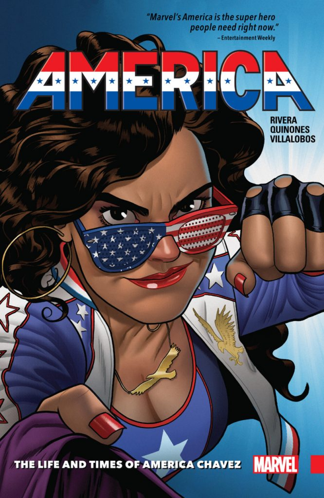 America: The Life and Times of America Chavez