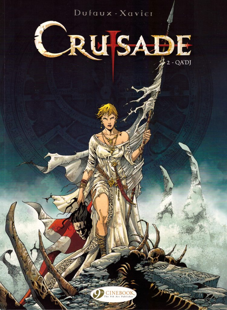 Crusade 2: Qa'dj