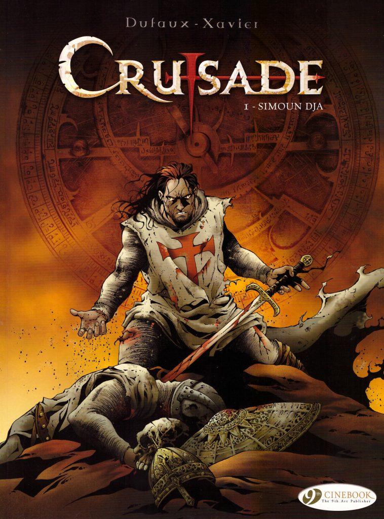 Crusade 1: Simoun Dja