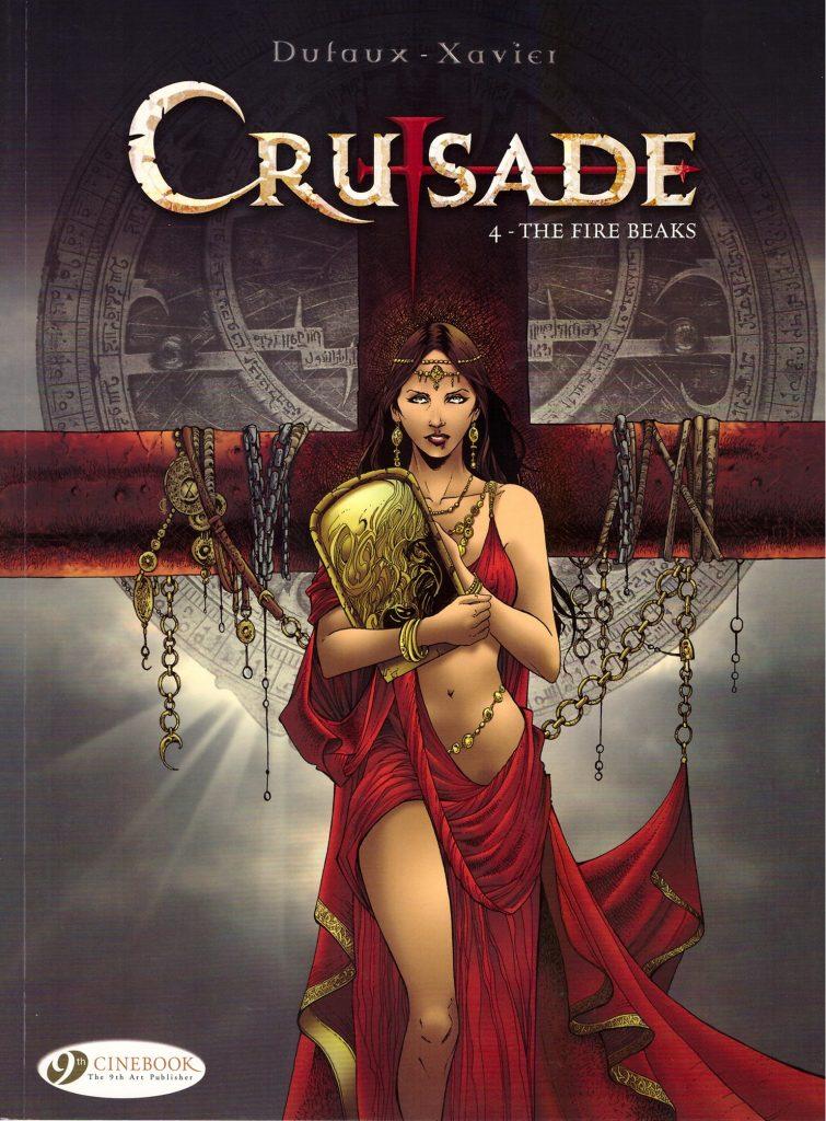 Crusade 4: The Fire Beaks