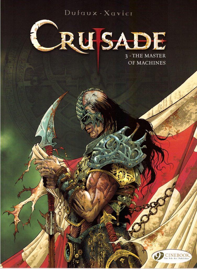 Crusade 3: The Master of Machines
