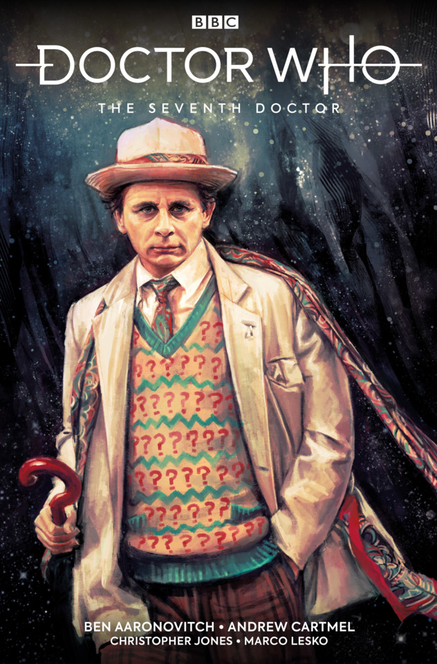 Doctor Who: The Seventh Doctor – Operation Volcano