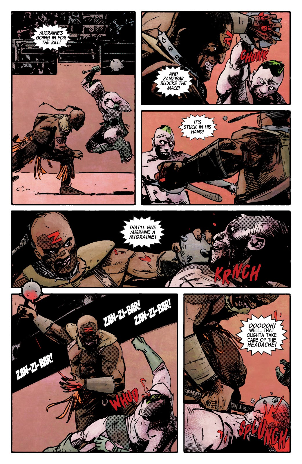 Empire of the Dead Act One review