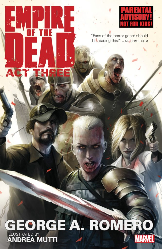 Empire of the Dead Act Three