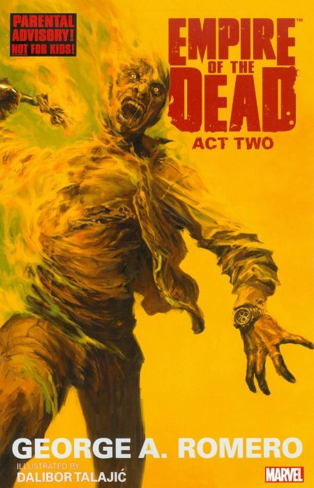 Empire of the Dead Act Two