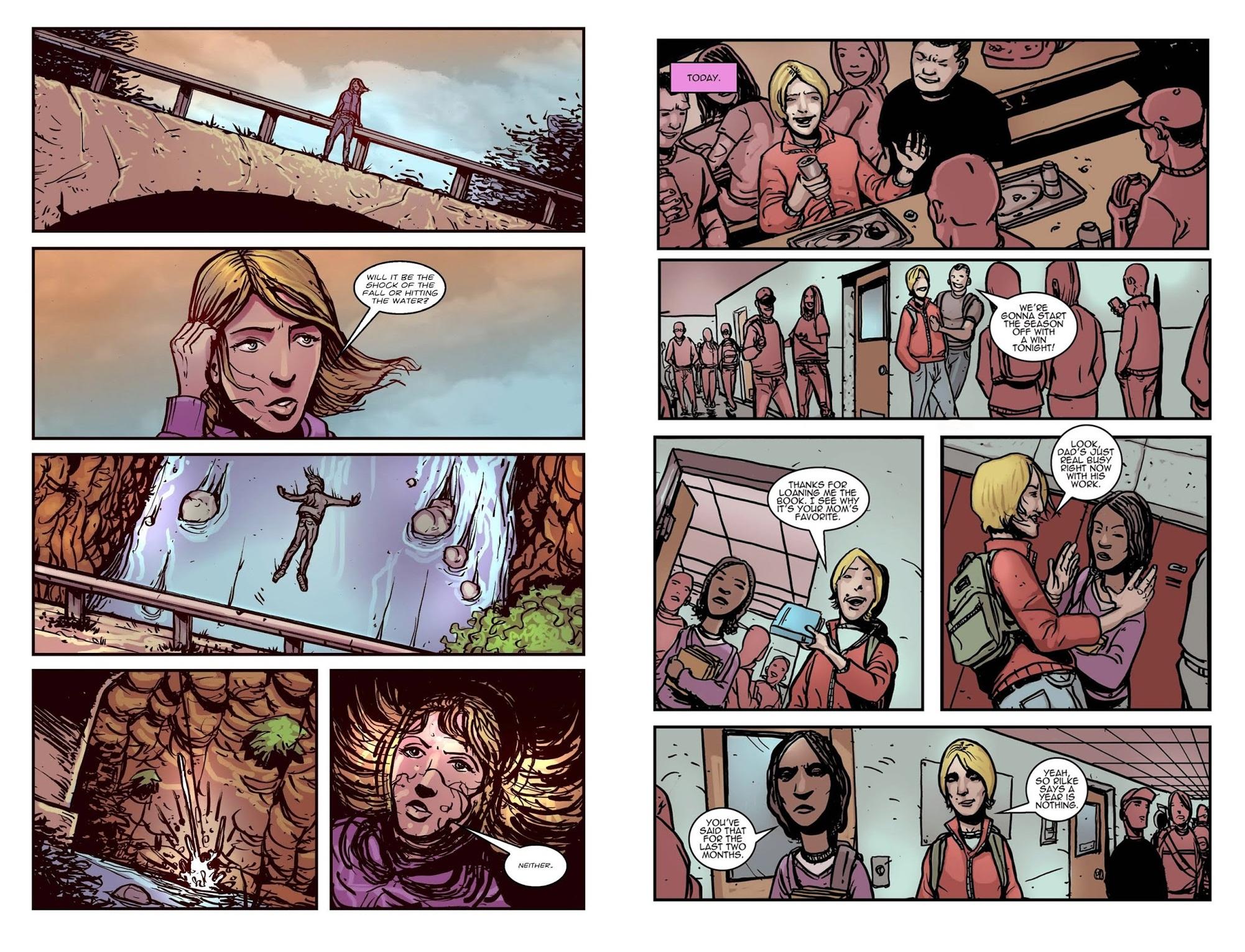 Flutter graphic novel review