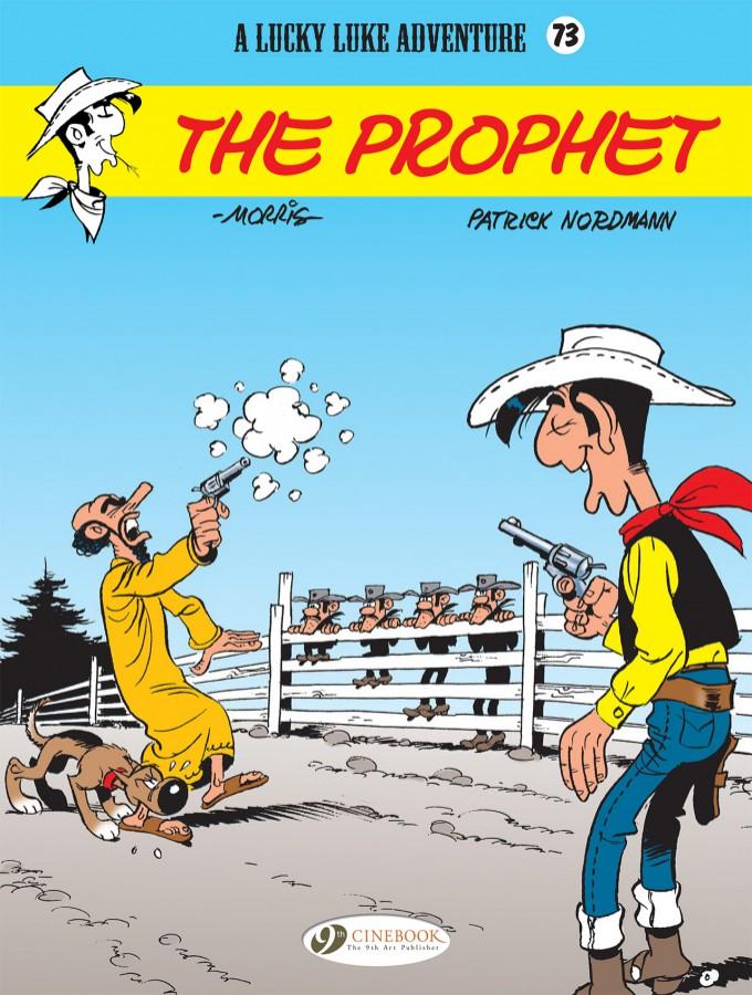 Lucky Luke: The Prophet
